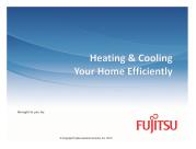 Fujitsu Mini Split Flipbook